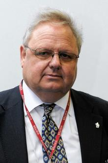 Swale council leader Cllr Andrew Bowles
