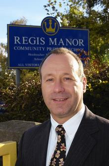 Regis Manor School good Ofsted report.