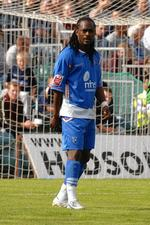 Brent Sancho during his playing days for Gillingham