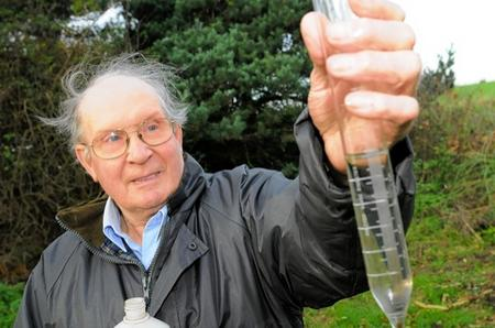 Sheppey weatherman Ken Beal
