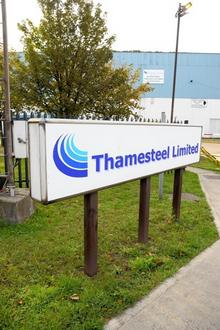 Thamesteel in Brielle Way, Sheerness, has gone into administration