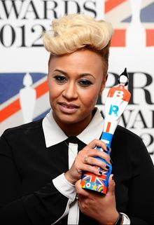 Emeli Sande. Picture: Ian West/PA Photos