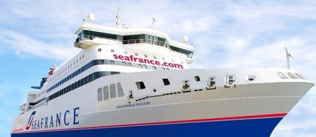 Seafrance ship