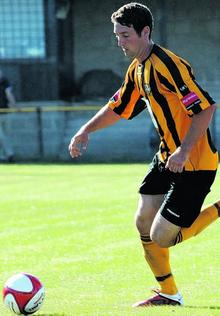 Folkestone Invicta striker Stuart King