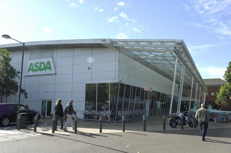 Asda, in Kings Hill near West Malling
