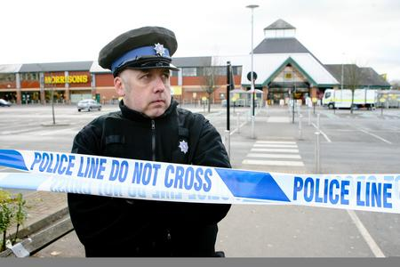 Bomb hoax at Morrisons in Maidstone.