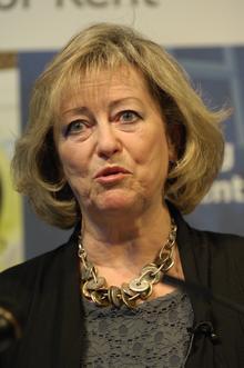 Kent Police Commissioner Ann Barnes