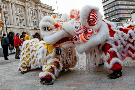 Maidstone hosts celebrations for Chinese New Year