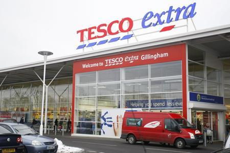 Tesco Extra in Gillingham