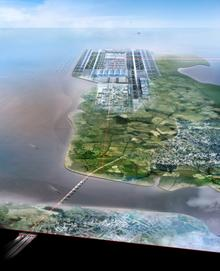 Foster+Partners' plans for a new airport in the Thames Estuary