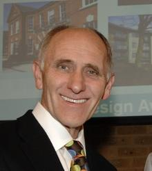 Hillreed Homes co-founder Tony Hillier.