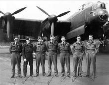 WW2 bomber found