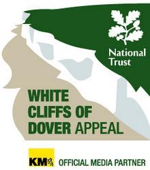 White Cliffs Appeal logo