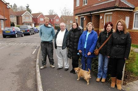 Homeowners launch parking campaign