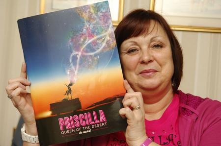 Superfan Tracy Warne has seen Priscilla Queen of the Desert 27 times