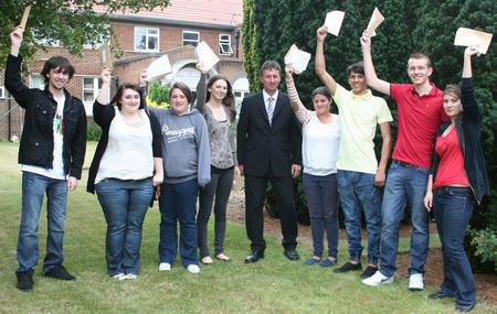 A-Level Results at Westlands