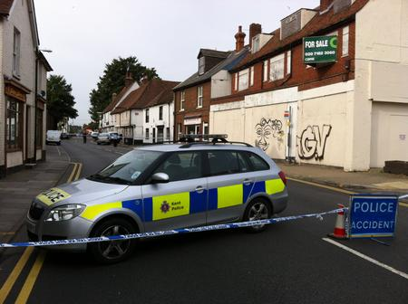 Man seriously injured in suspected assault in Wincheap, Canterbury.