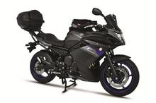 Yamaha displays Touring Series models