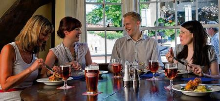 Ale Samplers' Supper at Shepherd Neame Visitor Centre