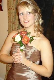 Rebekah Alderson, killed in a crash between Hamstreet and Ashford