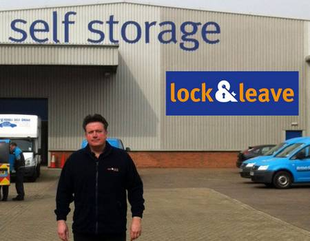 Andy Doulton Lock and Leave UK group operations manager