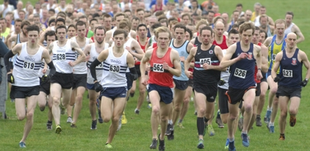 The 2013 Kent Cross-Country Championship