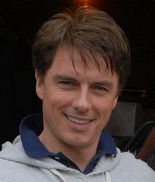John Barrowman is heading to Bluewater
