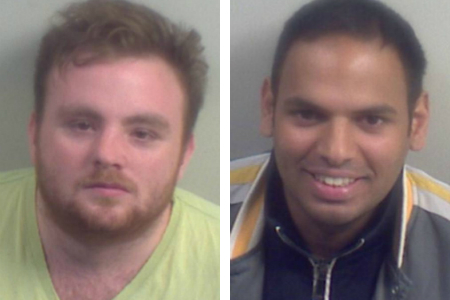 Ben Burniston and Gurinder Fermah admitted their part in a conspiracy to supply drugs