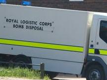 Bomb disposal squad