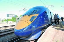 Bullet trains are proving a big hit