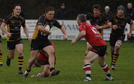 Canterbury RFC v Lydney