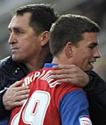 Martin Allen and Cody McDonald