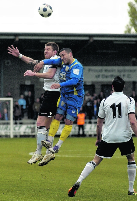 Dartford v Basingstoke play-off semi-final