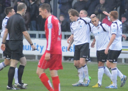 Dartford v Bromley