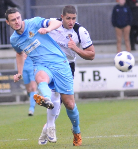 Southport look to make inroads into the Dartford half