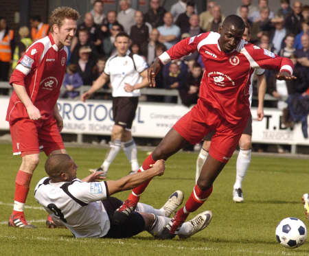 Dartford 1 Welling United 0