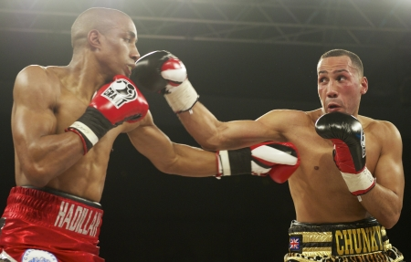 James DeGale v Hadillah Mohoumadi Glow Centre Bluewater