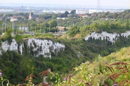 Eastern Quarry and Greenhithe