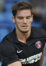 Charlton defender Dorian Dervite
