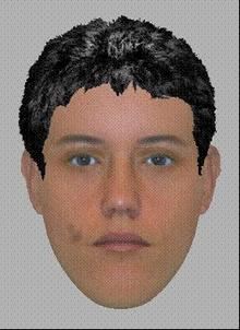 The suspect wanted in connection with a sex attack in Northfleet.