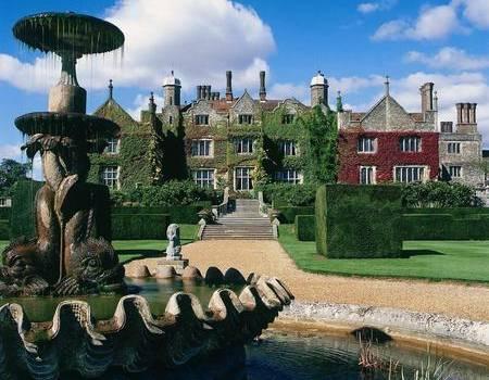 Eastwell Manor hotel in Ashford