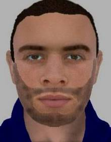 Police are hunting this man after an attempted robbery in Chatham