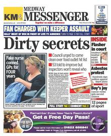 Medway Messenger, Friday, February 8