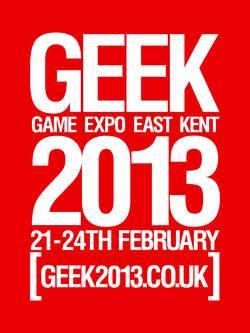 GEEK 2013 logo