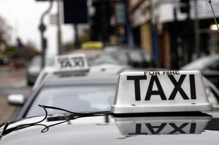 Gravesend taxi rank