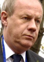 Ashford MP Damian Green