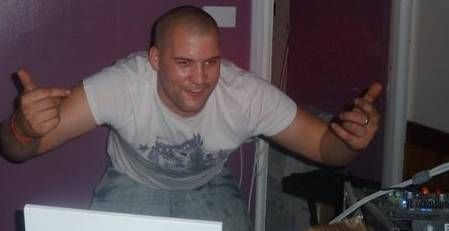 Aaron Ritchie who collapsed and died at a party where he was a DJ