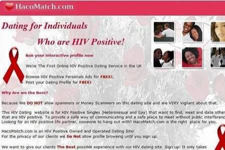 Hiv positive online dating