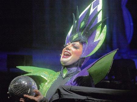 Craig Revel Horwood as the Wicked Queen in Snow White and the Seven Dwarfs