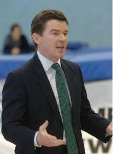 MP Hugh Robertson